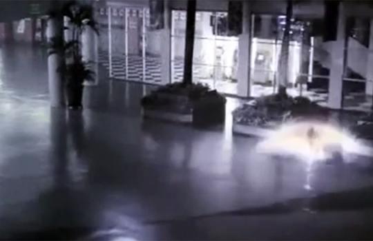 【衝撃映像】合成?アメリカで天使が映った決定的瞬間!!