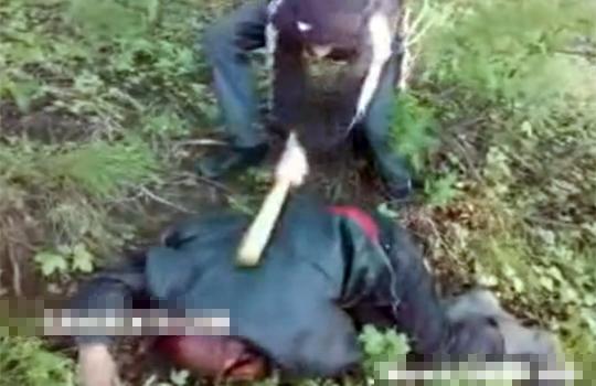 【グロ動画集:殺人】喧嘩、殺人、拉致、人間が恐ろしくなる動画集