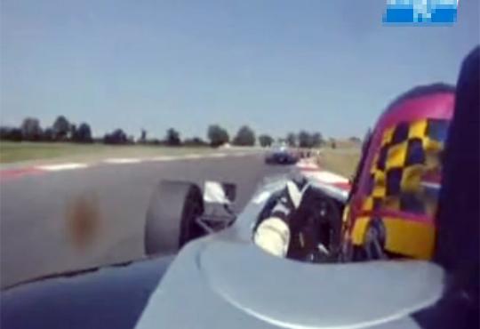 【衝撃映像】F1レーサー目線から見た事故が怖すぎる