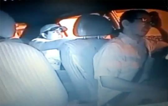 【殺人】金のためにタクシー運転手を躊躇なく撃ち殺す