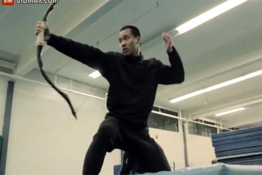 【中二病】弓矢と忍者の組み合わせが中二病を刺激するw