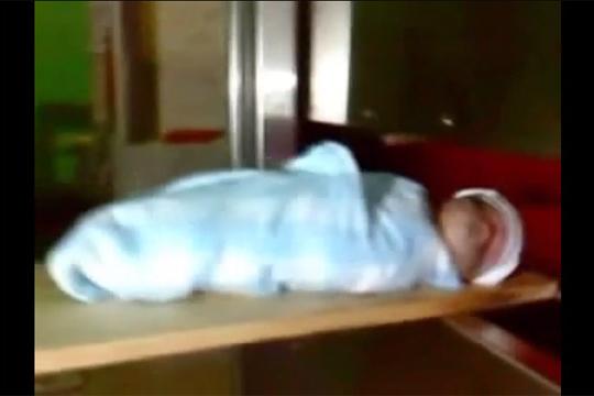 【閲覧注意】母親と子供を火葬する一部始終・・・
