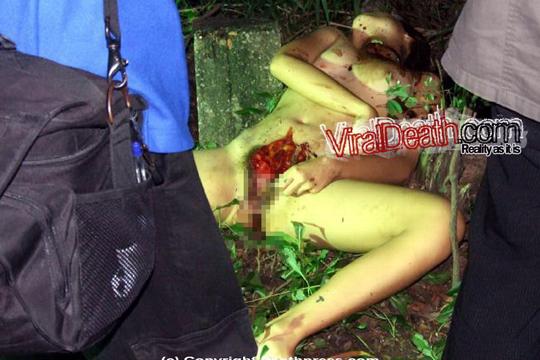 【グロ画像】犯されて惨殺された女性グロ画像まとめ【画像18枚】