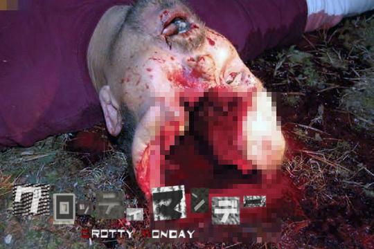 【グロ画像】顔これ03~顔面グロ死体これくしょん~【画像16枚】