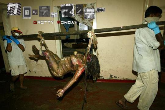 【レイプ殺人】散々レイプされた後惨殺された女性たち  ※エログロ画像