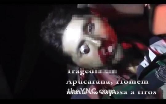 【グロ動画】散弾銃自殺だけはやめとけ!グロ過ぎる自殺死体・・・
