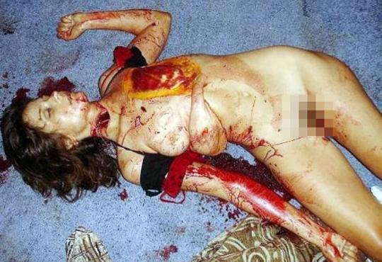 【グロ画像】続・レイプ、自殺、殺人でグロ死体になった美女まとめ【画像13枚】