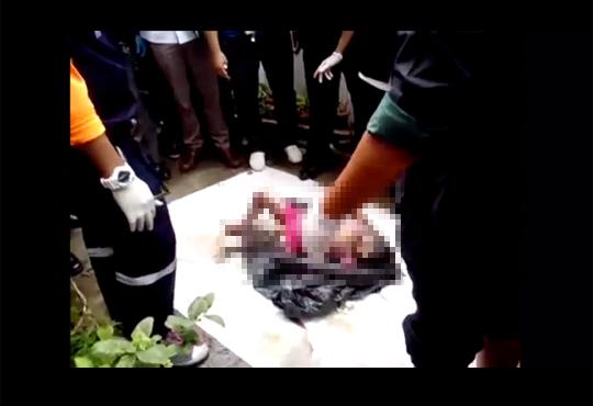 【閲覧注意】下水道から出てきたゴミ袋に少女・・・神戸市小1女児殺害事件もこんなだったのか・・・