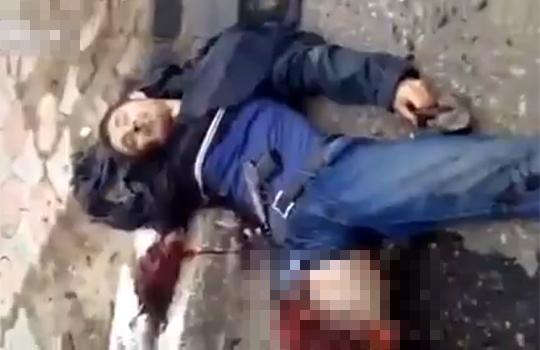 【グロ動画】モスクワで起こったテロ映像…12人が負傷5人の警察官が死亡…