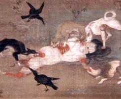 【閲覧注意】犬に襲われ噛み続けられた女性・・・地面が血の海に・・・ ※グロ注意