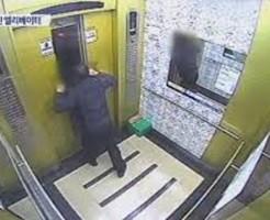 【閲覧注意】故障しているエレベーターの恐怖 ※動画有り