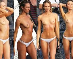 【エロ美女】スーパーモデルの裸、これはレベルが違い過ぎるわ