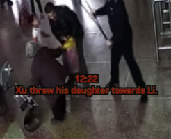 【事件】中国で子供を投げ捨て暴れた男→あっけなく射殺・・・ ※動画有り