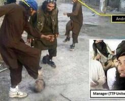 【イスラム】ISISの暇つぶしはサッカー。ただしボールは生首 ※閲覧注意