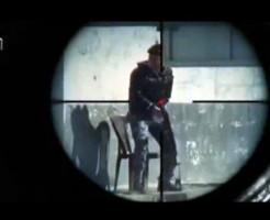 【スナイパー】休憩中の兵士を撃ち殺す簡単なお仕事 ※閲覧注意