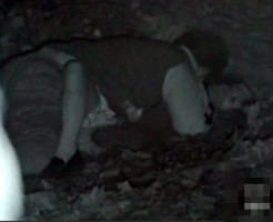 【レ○プ流出】暗視カメラで盗撮された日本人女子高生レ○プ映像・・・ ※閲覧注意