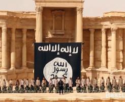 【閲覧注意】ISISの教育が優秀すぎるw小学生がきちんと整列して射殺