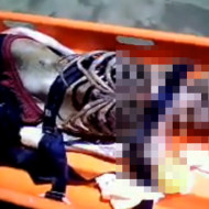 【グロ注意】発見された水死体が男か女かすらワカラナイ・・・