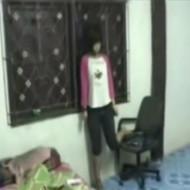 【自殺映像】可愛い少女が遺書を残して自室で首吊り自殺・・・閲覧注意