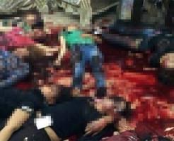 【閲覧注意】売春婦25名がテロリストに襲われ・・・常軌を逸した画像