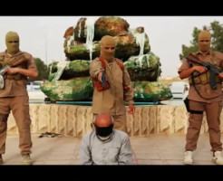 【ISIS】イスラム教じゃなかったらおじいちゃんでも公開処刑します 動画有り
