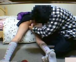 【ロリレイプ】ド変態家庭教師でトライw未熟なマンコにおもちゃで快楽を教え込むw