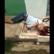 【閲覧注意】15歳少年がリアルにヘッドショットされた時の死に顔が・・・