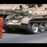【ISIS】処刑法方がネタ化してる・・・戦車で木っ端微塵に・・・