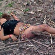 【閲覧注意】『レ●プ → 放置』のコンボ喰らった人生終了女性の事後画像・・・