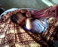 【グロ動画】帰ったら妻と赤ちゃんが惨殺されてた・・・ ※閲覧注意