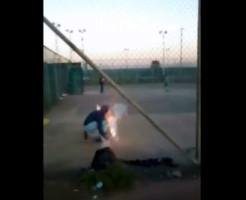 【グロ動画】13歳少年が爆竹で遊んだ結果→目が爆発して失明・・・