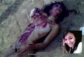 【閲覧注意】美少女がレイプされ殺されるビフォーアフター・・・