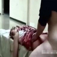 【エログロ】血塗れで死亡してる女性を死姦する映像が全く抜けない・・・