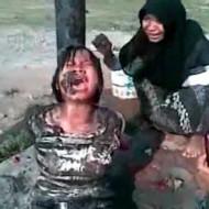 【本物いじめ】海外のいじめはえげつない・・・少女を縛って泥を食べさせる・・・