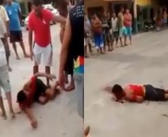 【本物レ○プ】7歳少女をレ○プ殺害したペドロリ野郎の末路・・・