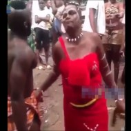 【トラウマ】アフリカ在住のチ●コもぎとりBBAが夢に出てきそう; ※もぎとり動画あり
