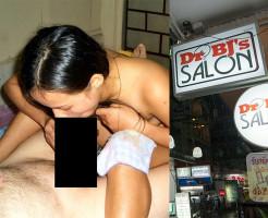 【エロ注意】タイにある話題のフェラ○オBarにいってみたwww