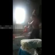 【虐待動画】3歳の幼女をベルトで鞭打ちするDQNがこれ・・・