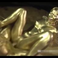 【エロ動画】スターウォーズのC3POがセックスしとるwww