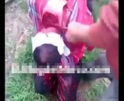 【斬首映像】メキシコカルテルの無修正斬首映像 もはや無法地帯・・・
