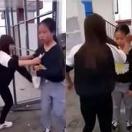 【いじめ動画】中国で起きた14歳少女達の残酷ないじめがこちら・・・