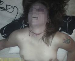 【レ●プ】レイプ殺害した女の写真オンライン投稿してみた ※グ●画像
