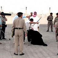 【不倫】イスラム教圏の国で不倫したら女でも容赦なく首落とされるぞ・・・ ※処刑動画