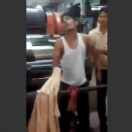 【閲覧注意】工場作業で器械に巻き込まれて右腕を失った男性