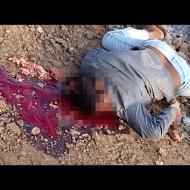 【グロ動画】バイクで転倒しただけで脳みそがこぼれ落ちて死亡・・・
