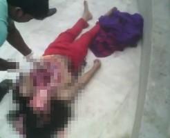 【解剖】女の子の死体見つけたからその場でスピード解剖してみた ※閲覧注意
