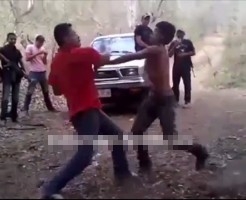 【メキシコギャング】ただのボクシングに見えるけど負けたほうが殺される闇が深い一試合・・・
