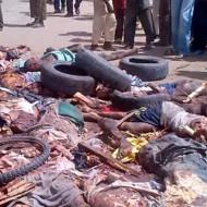 【大量殺戮】異教徒ってだけで殺害される未開大地がアフリカのココ ※閲覧注意