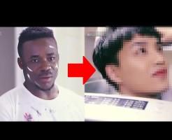 【衝撃映像】体洗ったら黒人→白人になるぐらい美白効果ある洗剤wメイドインチャイナwあっw(察しw)
