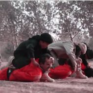 【グロ声】首切り落とされる時の犠牲者の断末魔が悲惨すぎる・・・ ※グロ動画